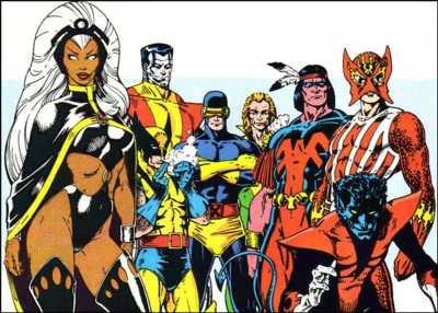 70's X-Men