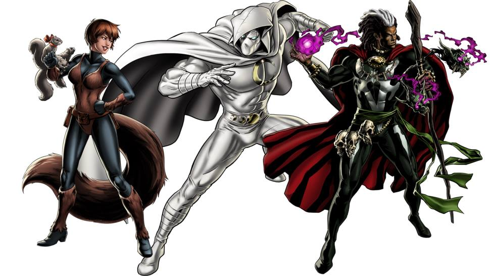 New Heroes released in Season 2!