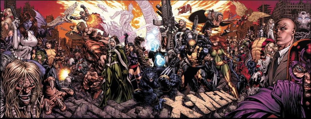 X-Men assembled