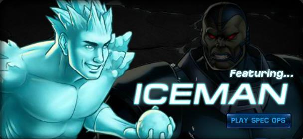 Iceman in Spec Ops