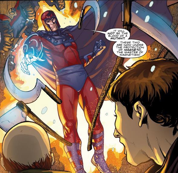 Magneto saviour