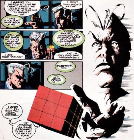 Pietro's arrogance
