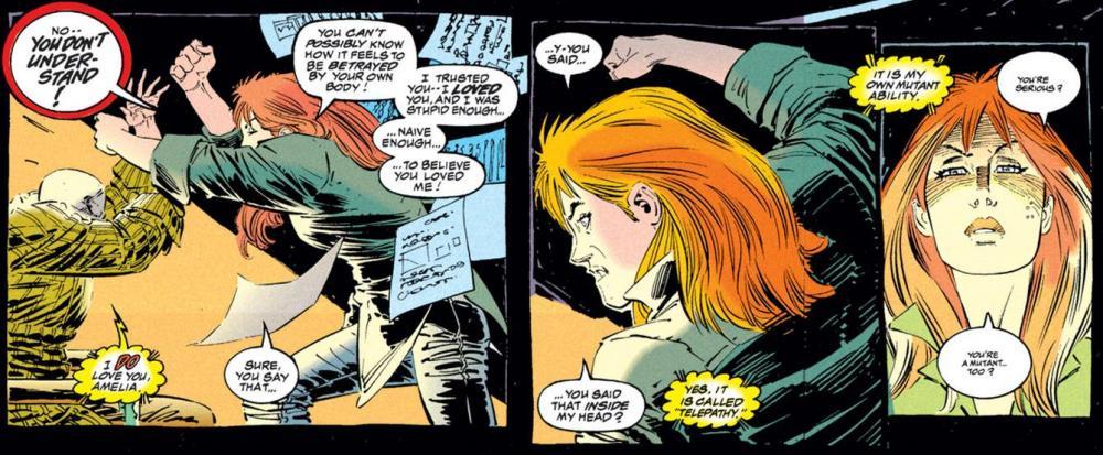 Xavier is a mutant
