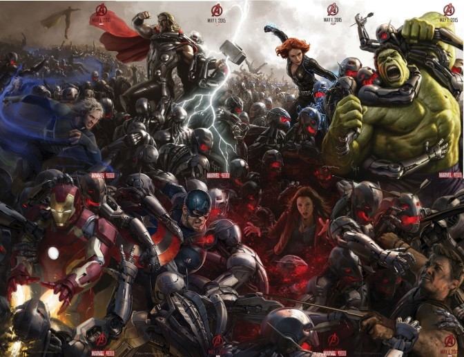 Age of Ultron poster