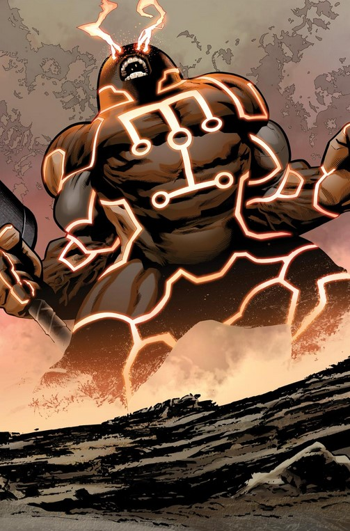 Fear Itself Juggernaut