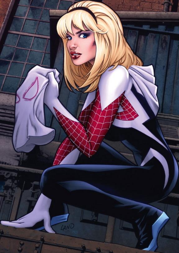 Spider-verse Land 1