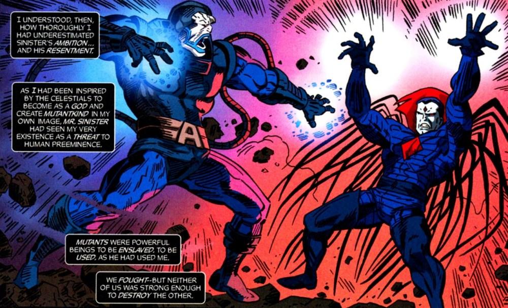 Apocalypse on Sinister