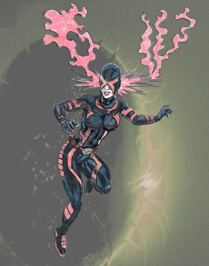Cyclops as Woman
