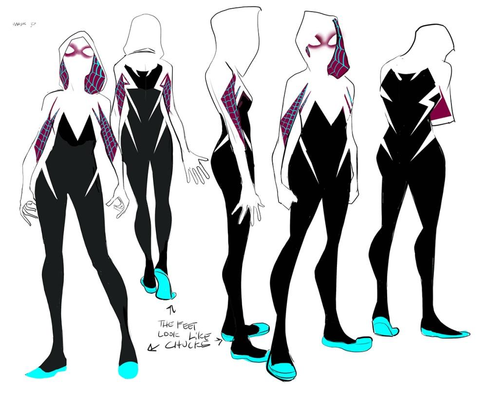 Gwen Spider-Woman