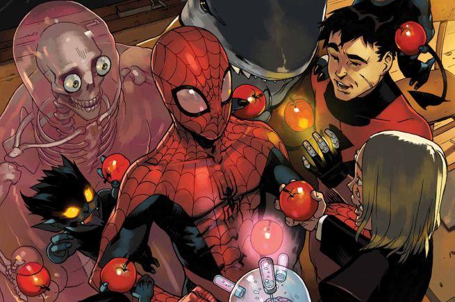 Spider-Man and X-Men