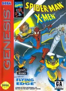 X-Men Spidey Game