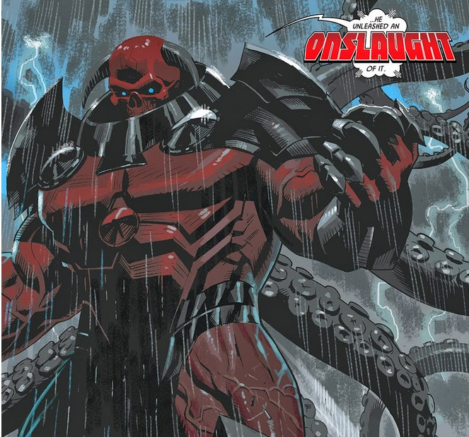 Red Onslaught