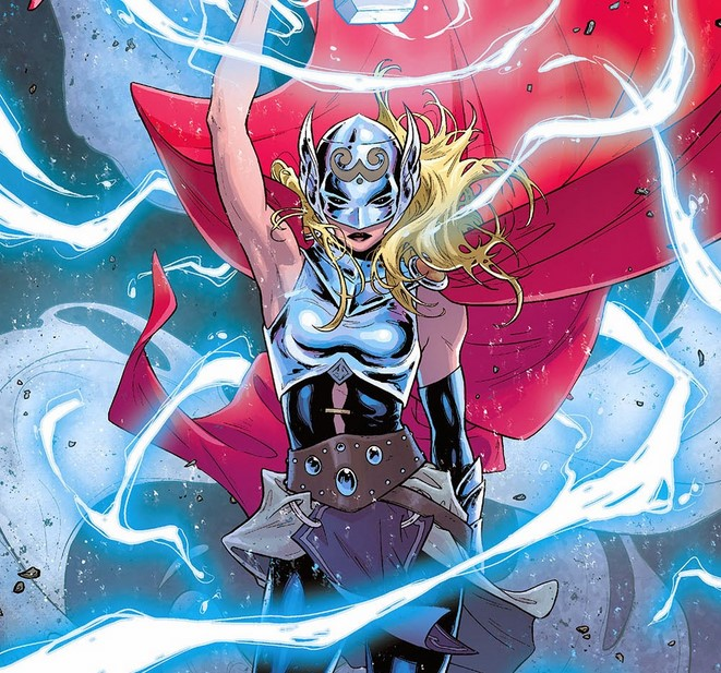 The new Thor