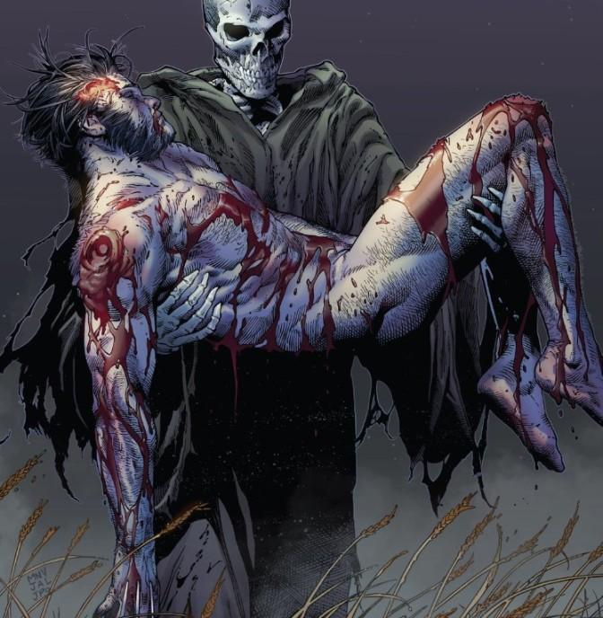 Wolverine will die
