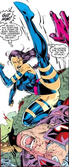 Betsy v Magneto
