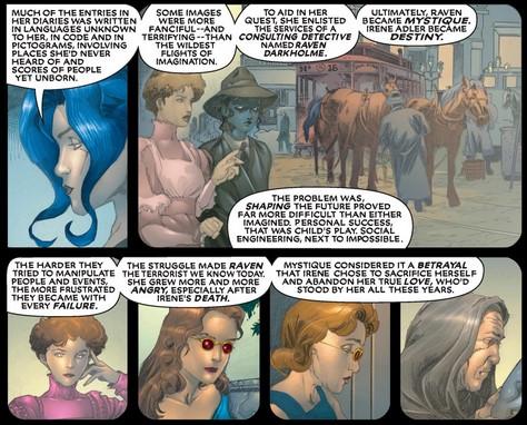 Mystique and Destiny
