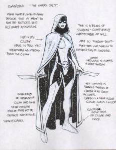 Gamora Vortex