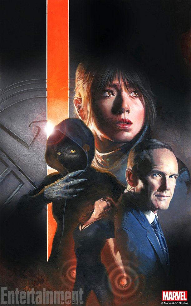 Marvel's Agents of S.H.I.E.L.D. returns next week!