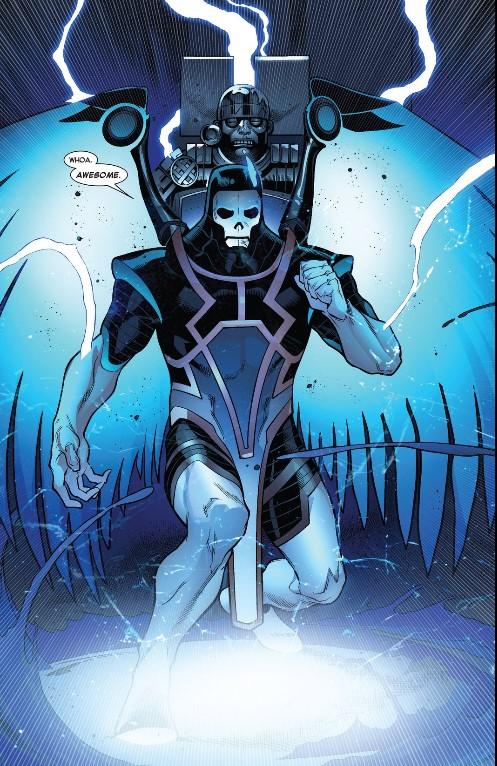 Black Vortex Angel