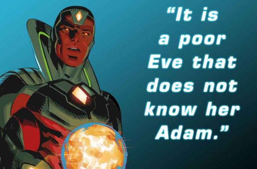 Vision is an Avenger