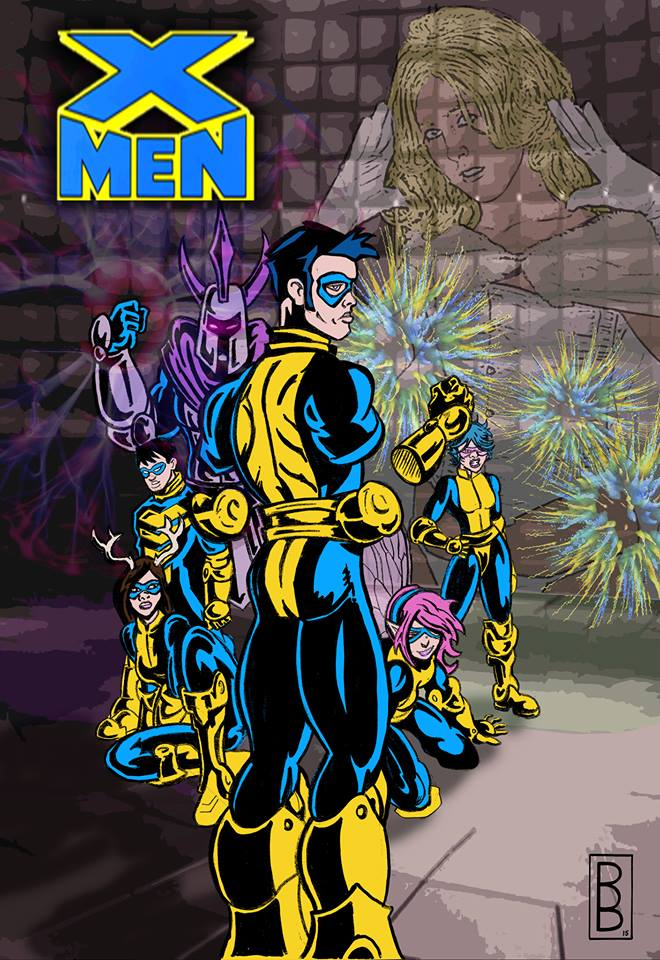 Benjy X-Men Pitch 5