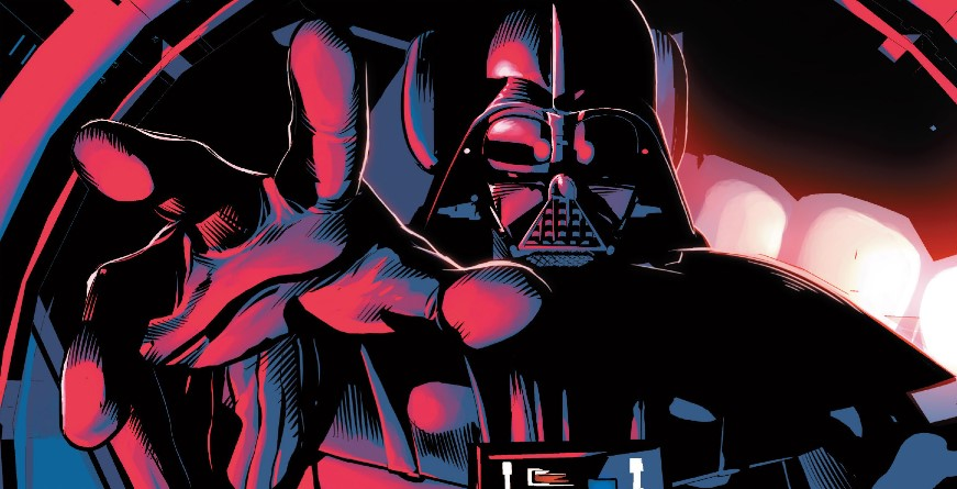 Darth Vader in Vader Down
