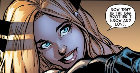 Magik Smiles Extraordinary X-Men 1