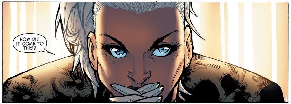 Storm Extraordinary X-Men 1