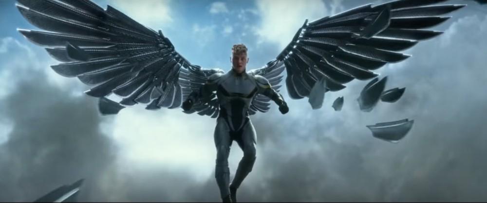 Archangel in X-Men Apocalypse