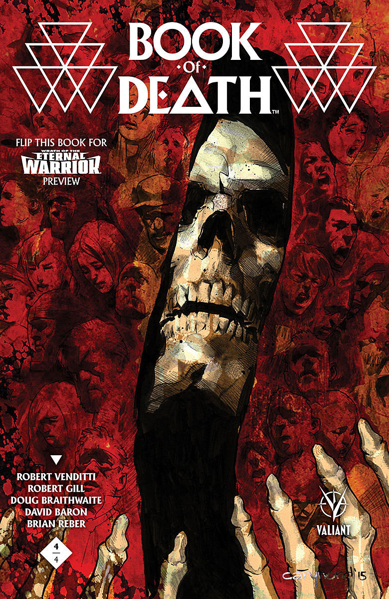 Book of Death 4 cover