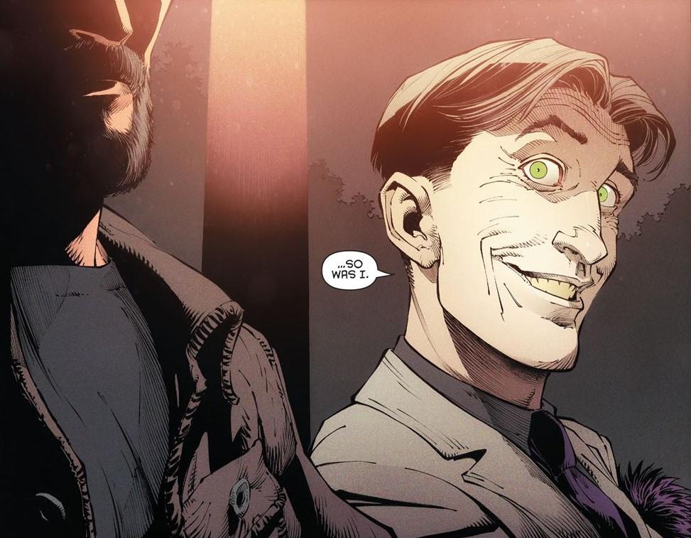 Joker and Batman Again