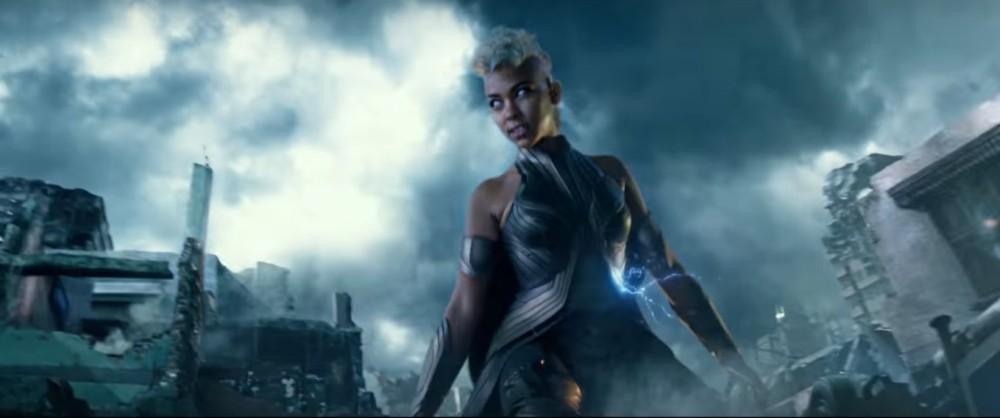 Storm in X-Men Apocalypse
