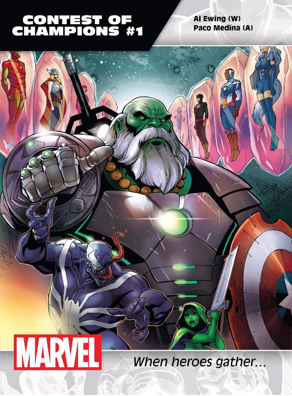 Contest of Champions cover