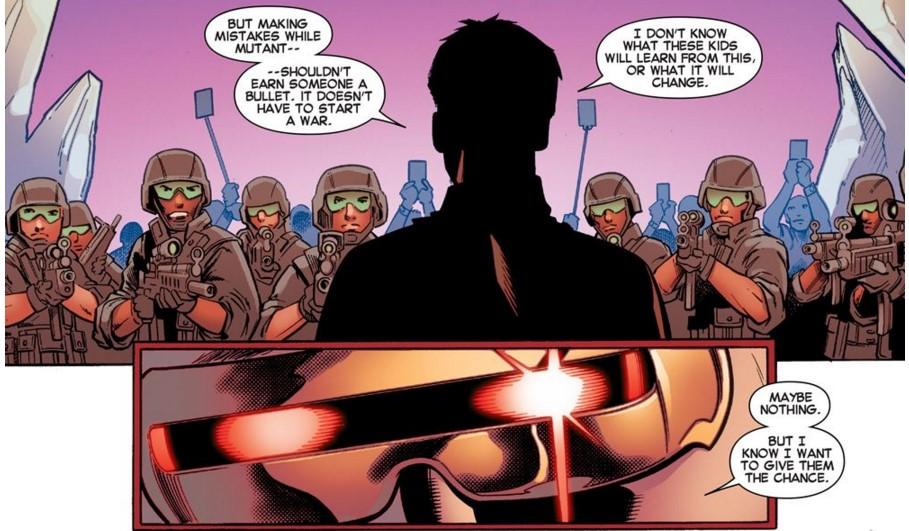Cyclops' speech