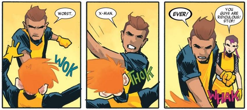 Worst X-Man Ever
