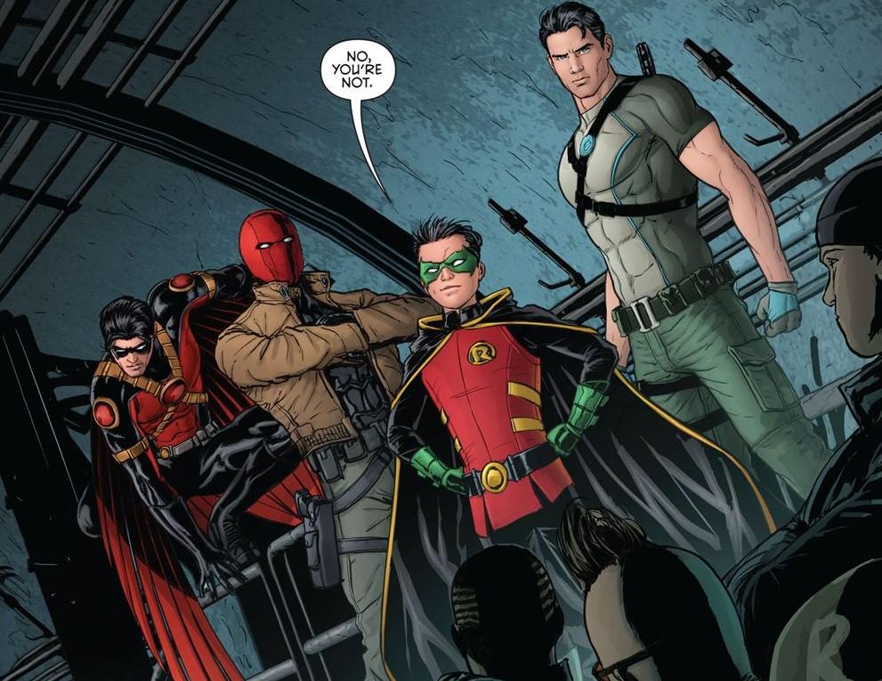You're No Robin