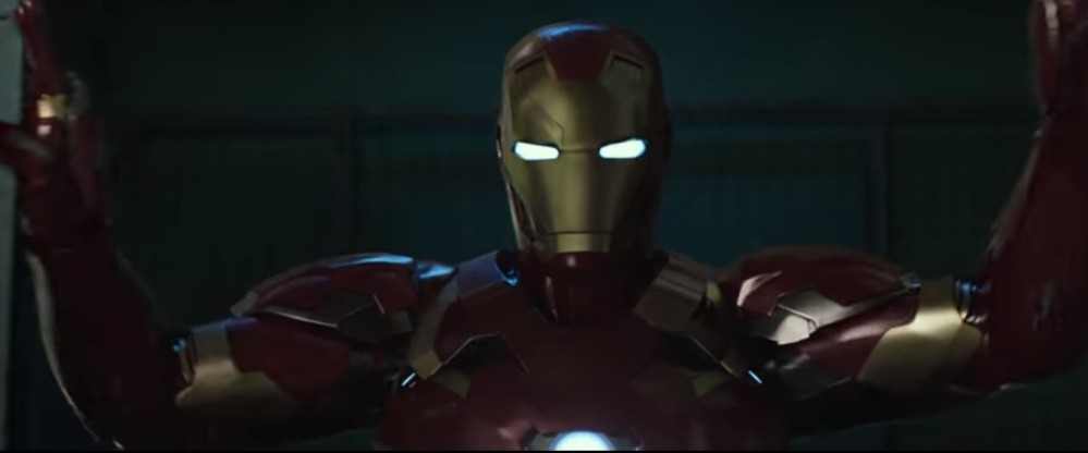 Iron Man in Civil War