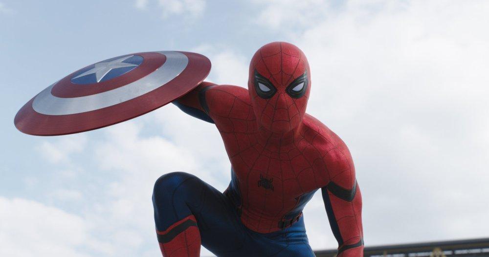 Spider-Man Civil War image