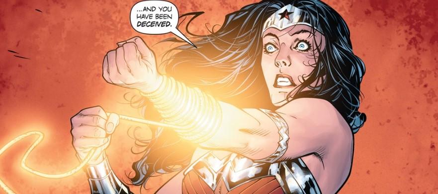 Wonder Woman deceived