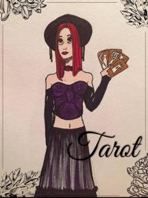 Queen Tarot